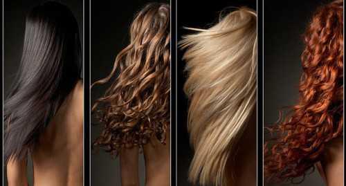 цветное ламинирование волос или семиперманентное окрашивание