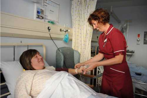 персонал больницы исполнил заветную мечту 4
